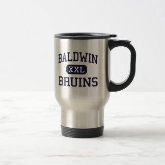 Baldwin - ours bruns d'Eurasie - lycée - Baldwin Mug De Voyage