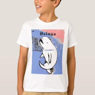 Baleine de beluga t-shirt