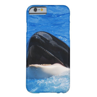 Baleine d'orque coque iPhone 6 barely there