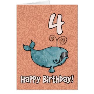 baleine du BD - 04 Carte De Vœux