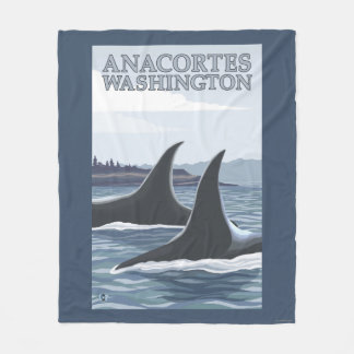Baleines #1 - Anacortes, Washington d'orque