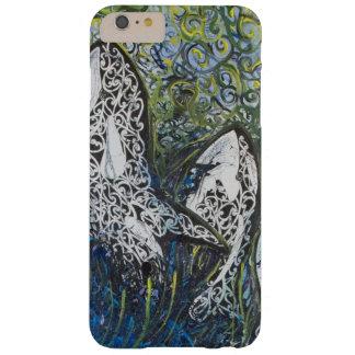 Baleines de Koru Coque iPhone 6 Plus Barely There