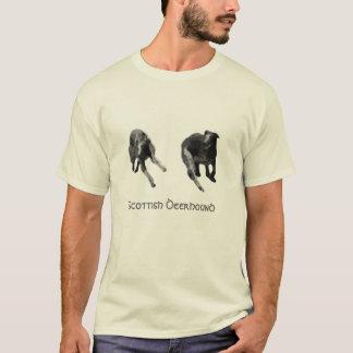 Ballade écossaise de limier de T-shirt de Tuiren