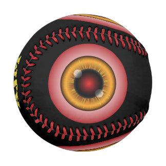 Balle De Baseball Globes oculaires de monstre