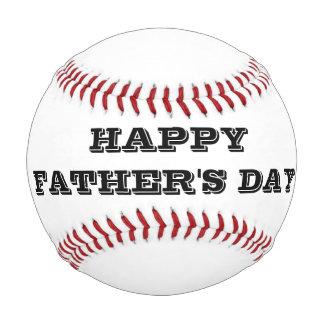 Balle De Baseball Idée de cadeau de fête des pères de base-ball du