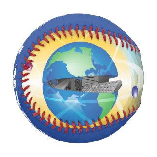 Balle De Baseball Informatique