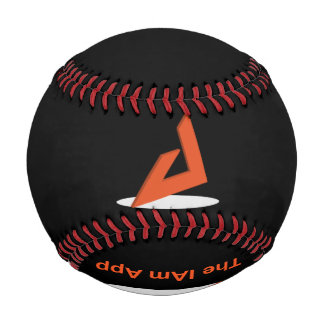 Balle De Baseball Je suis base-ball