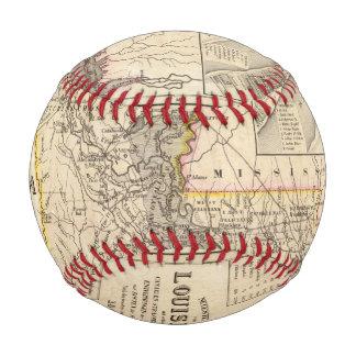 Balle De Baseball La Louisiane 4