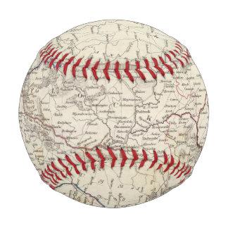 Balle De Baseball La Pologne Polska
