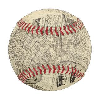 Balle De Baseball Le monde industriel