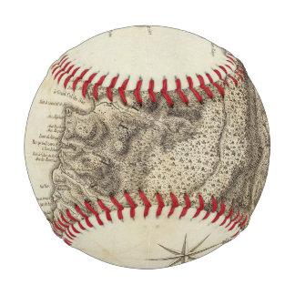 Balle De Baseball Le St Lucia