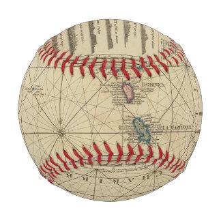 Balle De Baseball Les Antilles, îles de Charibbee