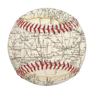 Balle De Baseball L'Ohio 13