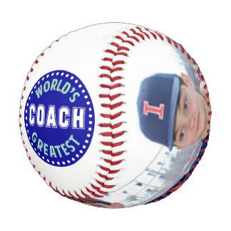Balle De Baseball Photos de famille faites sur commande du plus