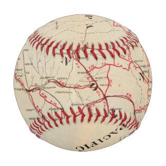 Balle De Baseball Sonoma, Marin, lac, et comtés de Napa