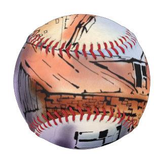 Balle De Baseball Ville hôtel