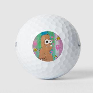 Balle de golf de yeti