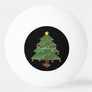 Balle De Ping Pong Arbre de Noël Thunder_Cove