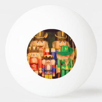 Balle De Ping Pong Armée des casse-noix de Noël