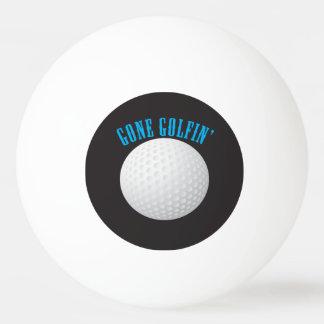 Balle De Ping Pong Jouer au golf allé