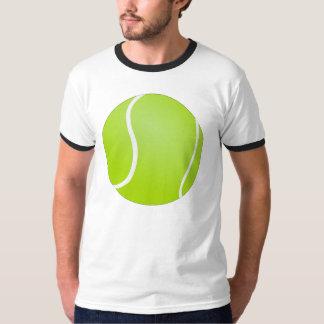 Balle de tennis t-shirt