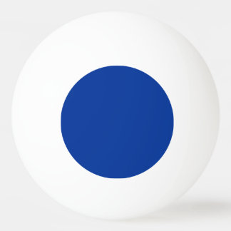 Balle Tennis De Table Boule de ping-pong 1* BLEUE de la base D de modèle