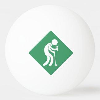 Balle Tennis De Table Boules de puanteur d'OMSC