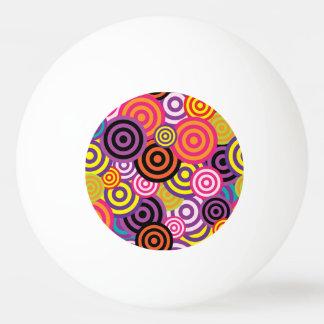 Balle Tennis De Table Cercles concentriques #2