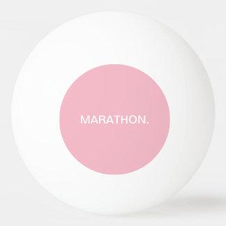 Balle Tennis De Table #MARATHON de Balle de Ponge