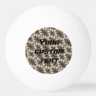 Balle Tennis De Table Métal 0188