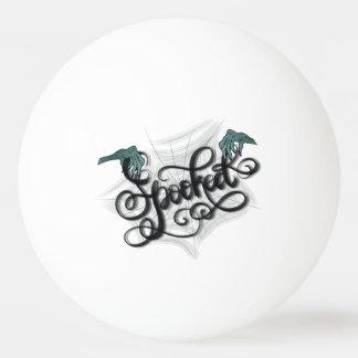 Balle Tennis De Table Spooked