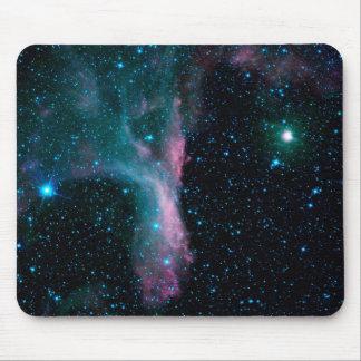 Ballerine cosmique dans la NASA de l'espace Tapis De Souris