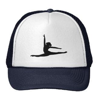 Ballerine de danseur classique casquettes de camionneur