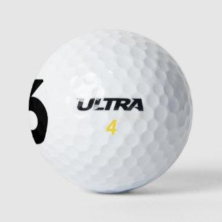 Balles De Golf Boule de golf de l'équipe six