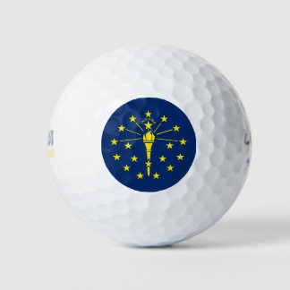 Balles De Golf Boule de golf de Wilson avec le drapeau de