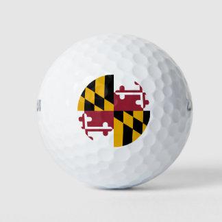 Balles De Golf Boule de golf de Wilson avec le drapeau du