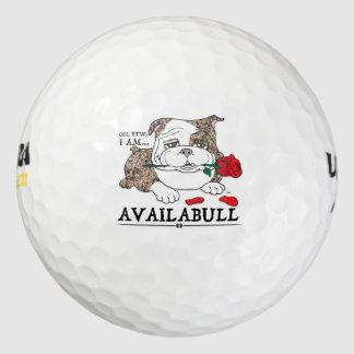 Balles De Golf Boules de golf d'Availabull