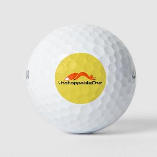 Balles De Golf Boules de golf de Fox d'UnstoppableOne - 3 paquets