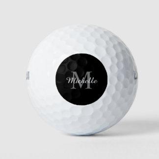 Balles De Golf Boules de golf nommées faites sur commande de