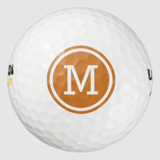 Balles De Golf Boules de golf personnalisées par monogramme