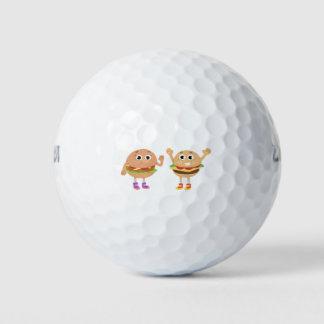 Balles De Golf Boules végétariennes et d'Angus de golf