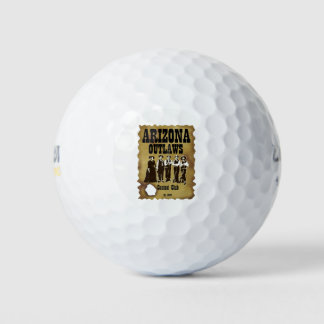 Balles De Golf L'Arizona proscrit le paquet de boules de golf de