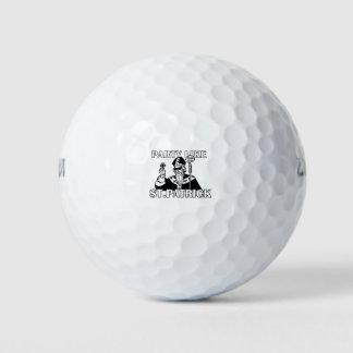 Balles De Golf Le jour de St Patrick