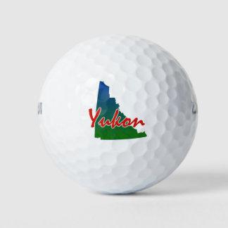Balles De Golf Le Yukon