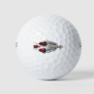 Balles De Golf L'ordre de la flèche