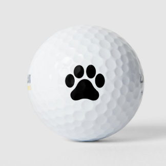 Balles De Golf Paquets de boule de golf de Wilson de motif