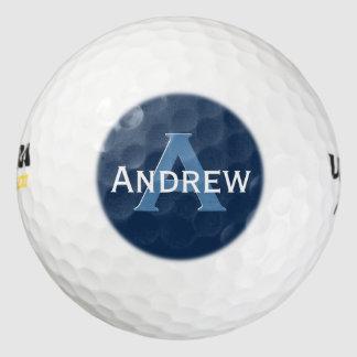 Balles De Golf Toute boule de golf personnalisée par monogramme