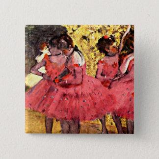 BALLET--Dégazez : Les danseurs roses Pin's