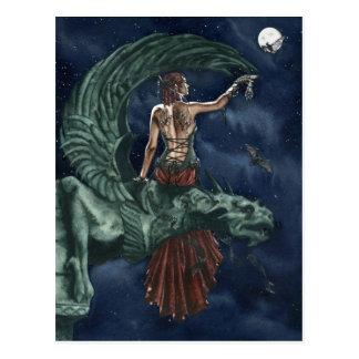 Ballet Nocturne Carte Postale