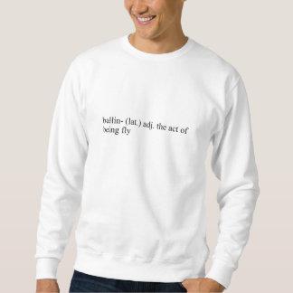 Ballin - définition sweatshirt